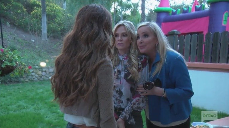 Shannon & Tamra fight with Lydia