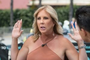 Vicki Gunvalson Says She Will Stay On Real Housewives Of Orange County Until Bravo Fires Her