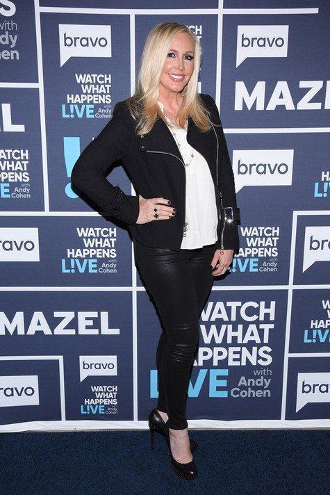 WATCH WHAT HAPPENS LIVE WITH ANDY COHEN -- Episode 14129 -- Pictured: Shannon Beador -- (Photo by: Charles Sykes/Bravo)