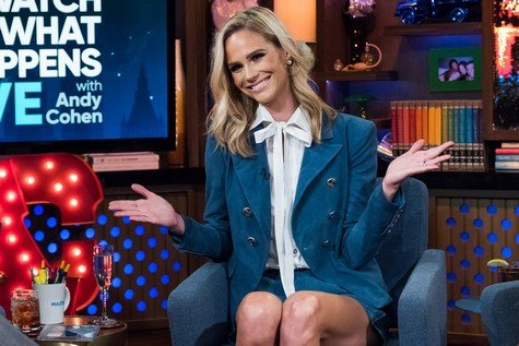 WATCH WHAT HAPPENS LIVE WITH ANDY COHEN -- Episode 14134 -- Pictured: Meghan King Edmonds -- (Photo by: Charles Sykes/Bravo)