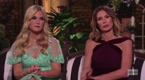 Carole Radziwill Denies Ever Being Close With Tinsley Mortimer (Again); Says They Never Talked Outside Of Filming