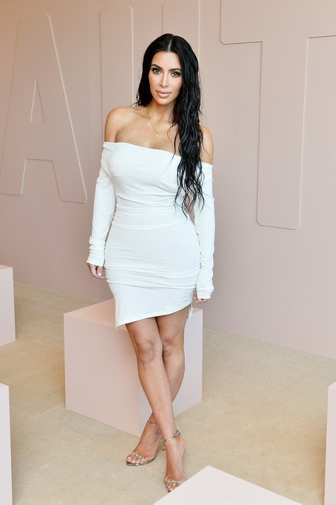 LOS ANGELES, CA - JUNE 20: Kim Kardashian West celebrates The Launch Of KKW Beauty on June 20, 2017 in Los Angeles, California. (Photo by Stefanie Keenan/Getty Images for Full Picture)