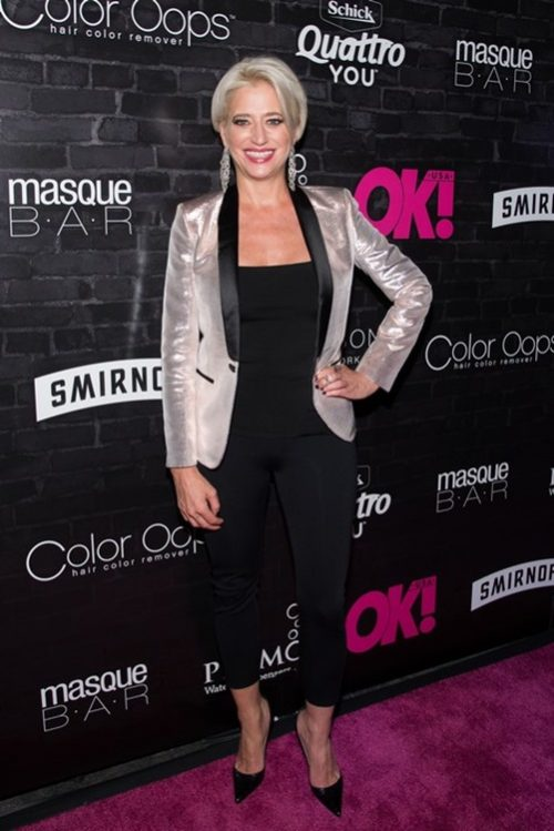 Melissa Gorga, Dorinda Medley, Sonja Morgan And Other Reality Stars Attend OK! Mag NYFW Party – Photos