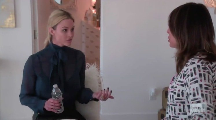 Meghan and Kelly make amends