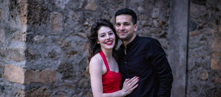 Evelyn-David-Engaged-Castle-90-Day-Fiance