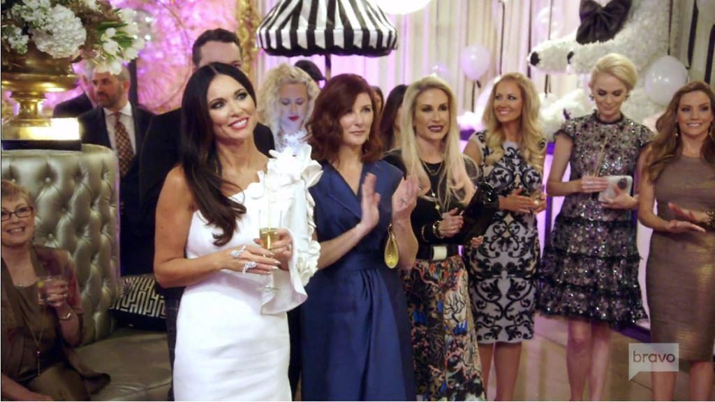 Real Housewives of Dallas Recap: Cirque du Slit Throat