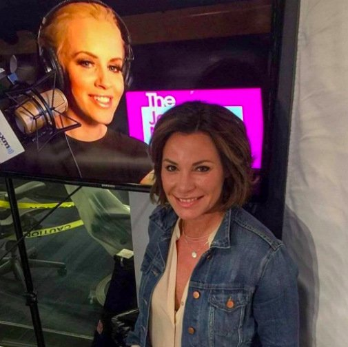 Luann DeLesseps Tells Jenny McCarthy Tom D'Agostino Was Never Ready For Marriage; Will Never Go Back To Regency!