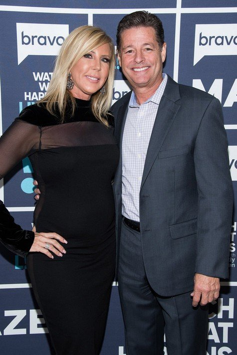 Vicki Gunvalson Insists That She Wanted To Move Forward With Tamra Judge & That She Did Not Perpetuate Gay Rumors About Eddie Judge