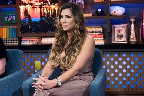WATCH WHAT HAPPENS LIVE WITH ANDY COHEN -- Episode 14169 -- Pictured: Siggy Flicker -- (Photo by: Charles Sykes/Bravo)