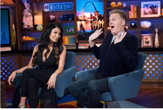 Danielle Staub Says She Has Proof Of What Dolores Catania Said; Calls Her A Jealous Bitch On Watch What Happens Live