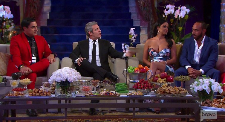 Shahs of Sunset Season 6 Reunion Part 2 : About Those Doubts