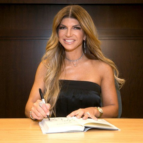 """Teresa Giudice Says She Gets Deep In New Book """"Standing Strong"""" – Wants To Write Fictional Novels Next!"""