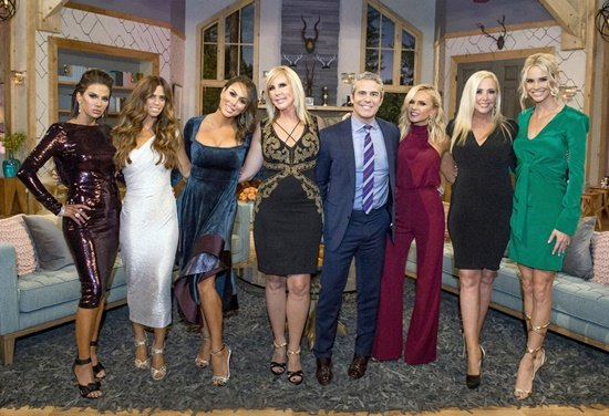 Reality TV Listings - RHOC Reunion