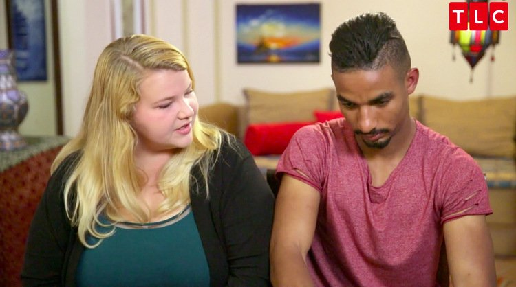 Report: 90 Day Fiance Spin-Off With Nicole Nafziger & Azan Tefou In The Works