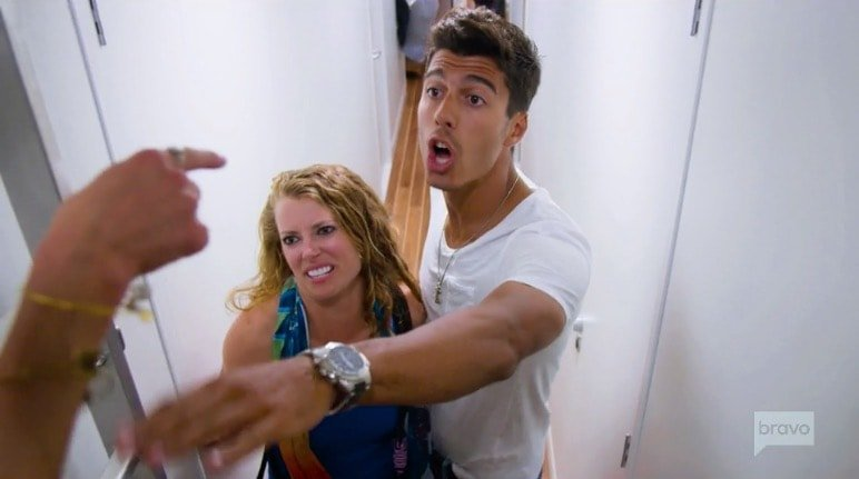 Baker & Bruno deal with Jen's craziness
