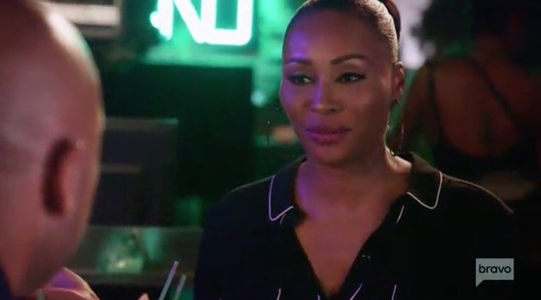 Cynthia Bailey's date with Will