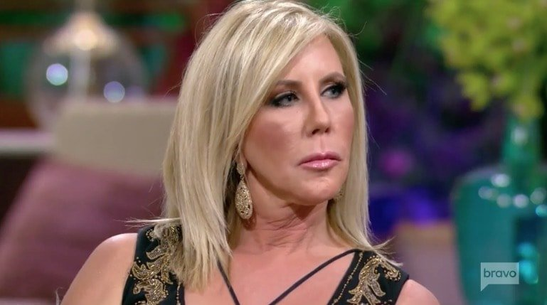Vicki apologizes again