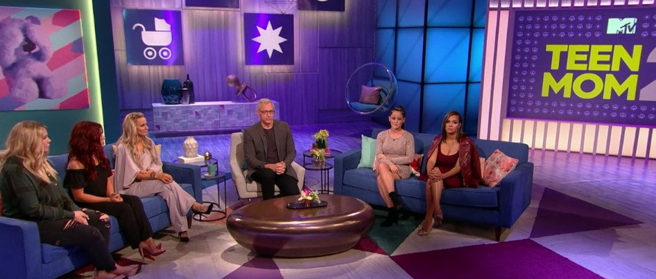 Teen Mom Season 7 Reunion Part 2