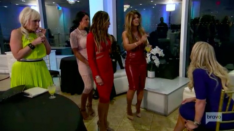 Margaret Josephs Reveals What Wasn't Shown During Teresa Giudice's Confrontation With Kim D At The Posche Fashion Show