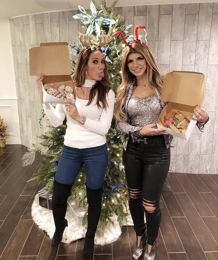 Reality TV Christmas Photos- Melissa Gorga, Brittany Cartwright, LeeAnne Locken, Brody Jenner, & More