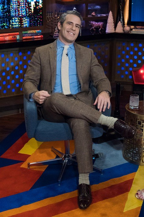 Andy Cohen Wants A Real Housewives Series In This City