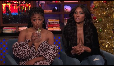 Cynthia Bailey Explains Her Emotional Reaction When Marlo Hampton Questioned Kenya Moore's Marriage