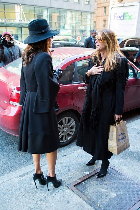 Bethenny Frankel And Jill Zarin Reconcile At Bobby Zarin's Memorial Service; Bravo Cameras Filmed Moment For RHONY