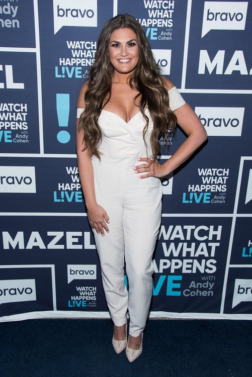 Brittany Cartwright Claims Faith Stowers Tried To Hook Up With Scheana Marie's Ex-Husband Mike Shay; Explains Why She Is Still With Jax Taylor After He Cheated With Faith