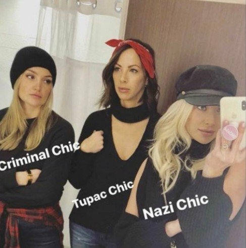 "Stassi Schroeder Faces Criticism After Describing Her Outfit As ""Nazi Chic"""