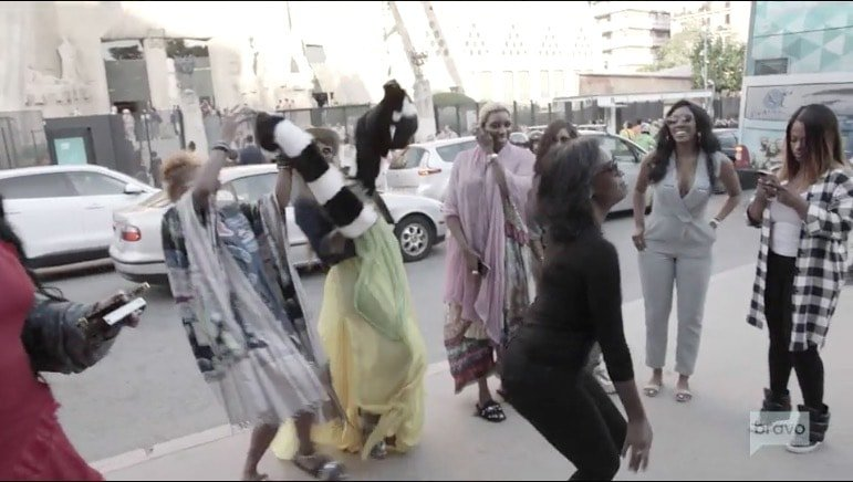Shamea Dances In The Streets