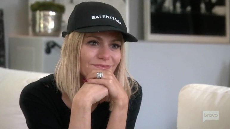 Dorit Kemsley gets some tough feedback from PK