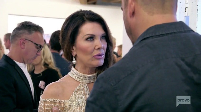 Lisa Vanderpump is furious at Jax Taylor