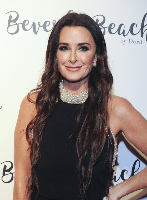 """Kyle Richards Opens Up About Her """"New Teeth"""""""