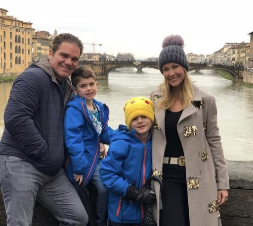 Stephanie Hollman's Family Vacations In Italy – Photos
