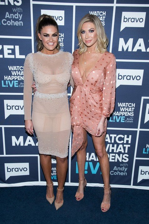 Stassi Schroeder Says New Boyfriend Beau Clark Gets Along With Her Ex Jax Taylor; Brittany Cartwright Would Not Stay With Jax If He Cheats Again