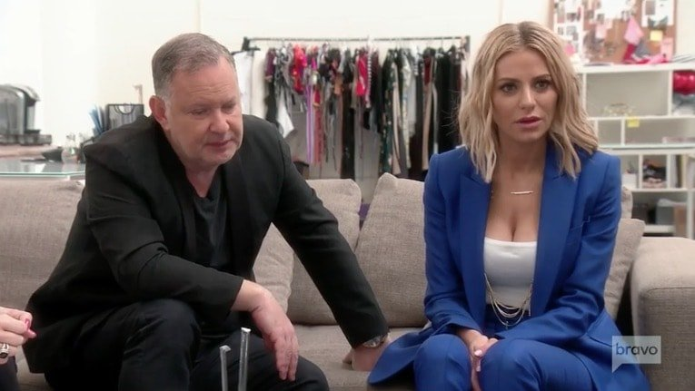 Dorit Kemsley swimwear meeting