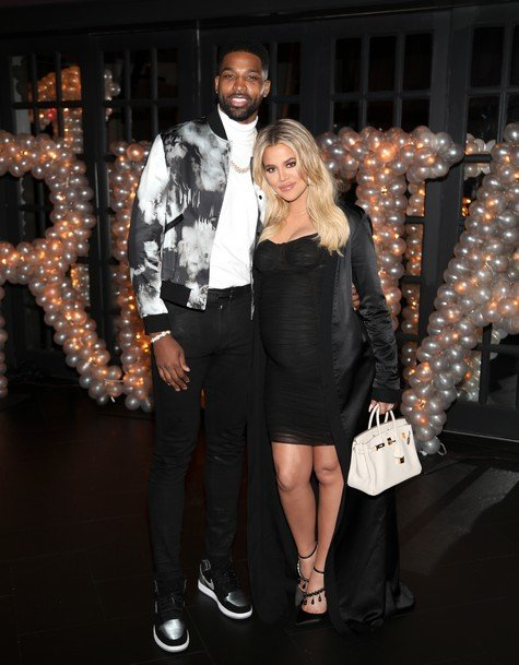 Khloé Kardashian gives birth to baby girl, Tristan Thompson was present