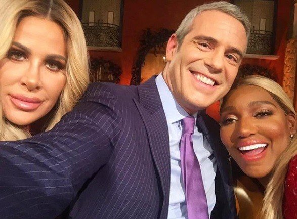 "Andy Cohen Says Real Housewives Of Atlanta Is ""The House That NeNe Leakes Built"""