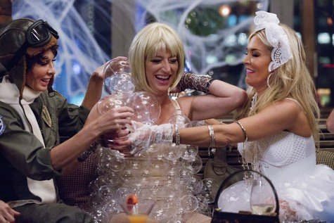 Dorinda Medley, Tinsley Mortimer, & Carole Radziwill Want A Housewife From Another Show To Join Real Housewives Of New York