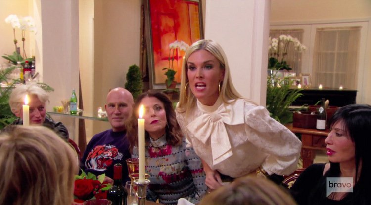 Tinsley Mortimer Accuses Sonja Morgan Of Using Her For A Story Line