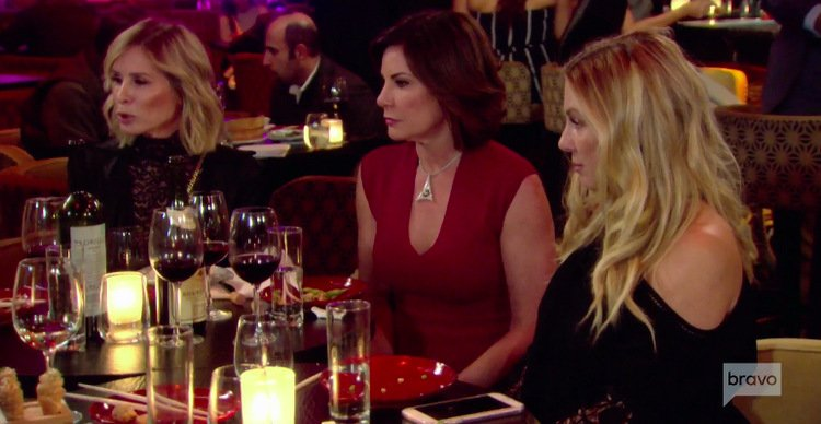 Real Housewives Of New York Recap: On An Island