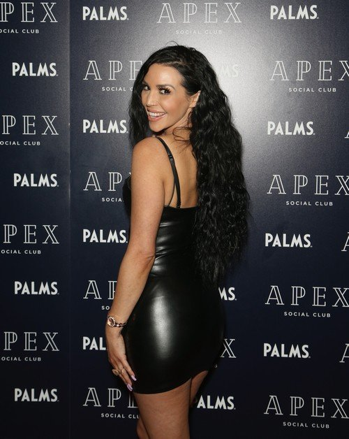 Scheana Marie Gushes About New Butt; Says She Cut Out Alcohol Sugar.