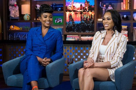 "Monique Samuels Insists That She Doesn't Have A Drinking Problems; Says Karen Huger & ""Blue Eyes"" Are Not Having An Affair"