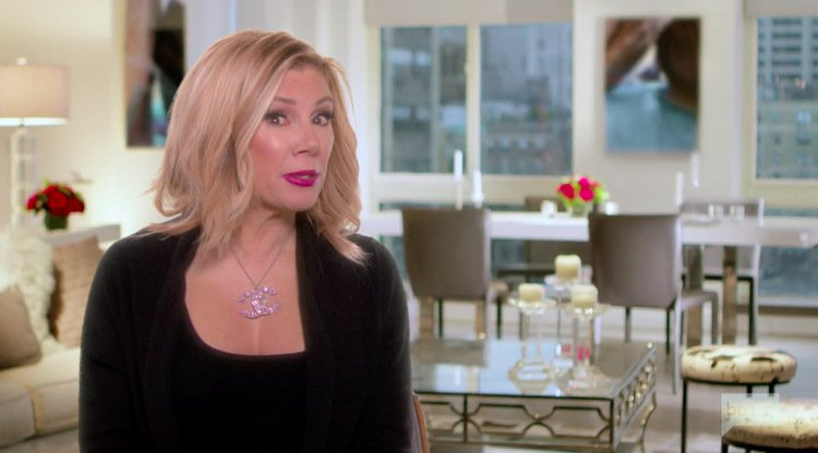 Ramona Singer Is Moving To Downsize; Luann de Lesseps Enters Rehab On Tonight's Episode