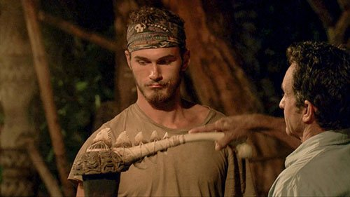 Exclusive – Survivor: Ghost Island's Jenna Bowman and Michael Yerger, Victims Of