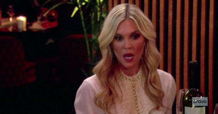 """Tinsley Mortimer Accuses Sonja Morgan Of Being """"Calculating""""; Says Bethenny Frankel """"Has No Idea"""" What Her Situation With Sonja Is About"""
