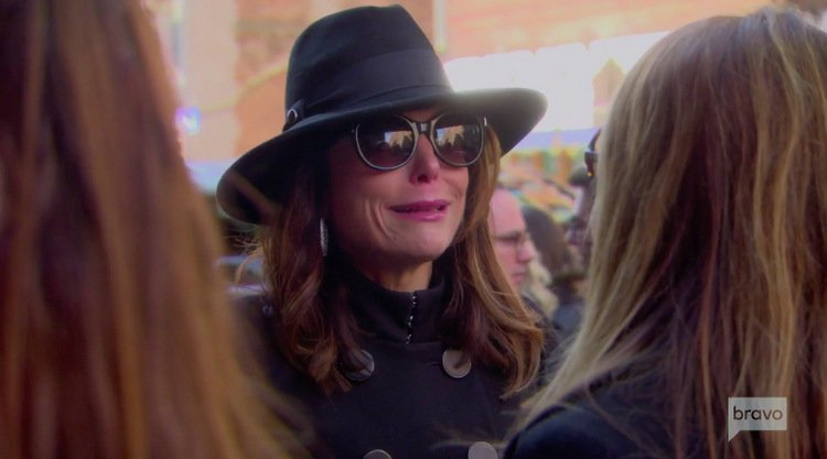 Real Housewives Of New York Recap: Faux Weddings And A Funeral