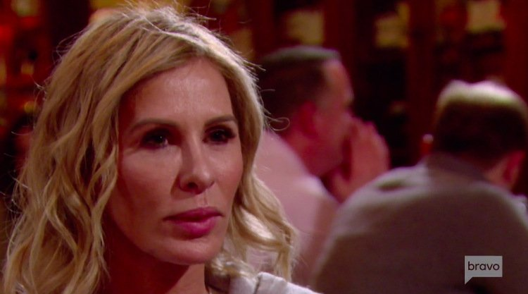 "Carole Radziwill Misses The Old Bethenny Frankel; Says Adam Kenworthy Watched Luann de Lesseps' Son While She Was ""Partying With Men"""