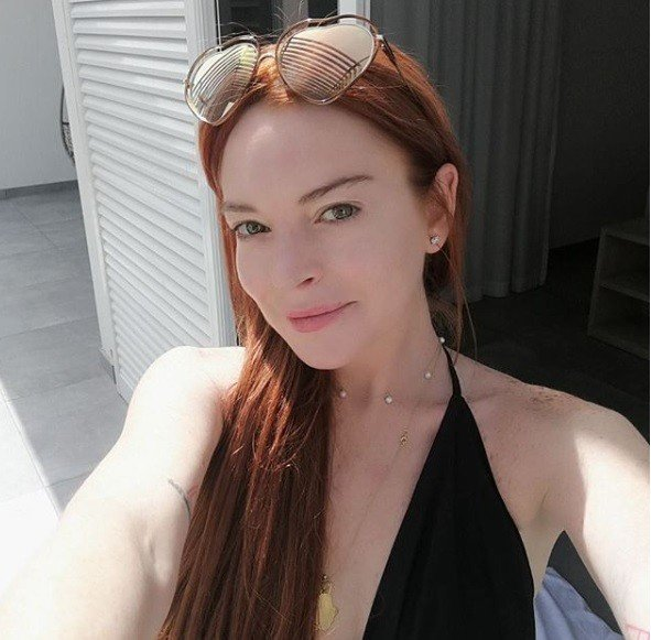 "Lindsay Lohan Is Working On ""Vanderpump Rules -Style"" Reality SHow About Her Club In Greece"