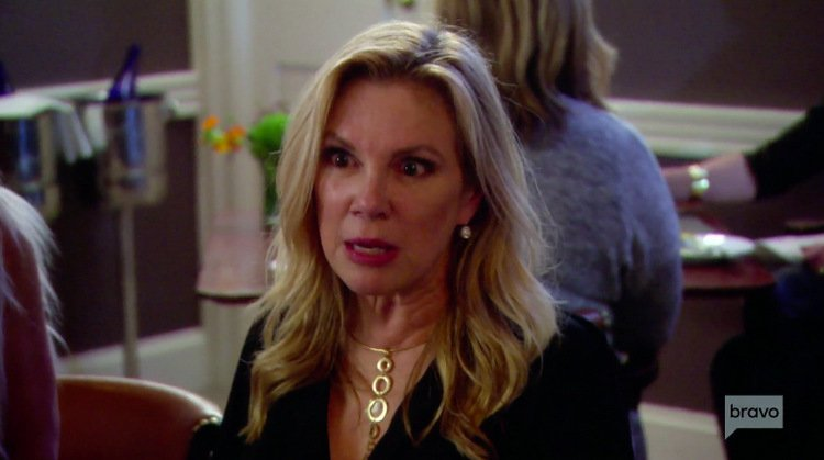 Real Housewives Of New York Recap: Arrest And Relaxation
